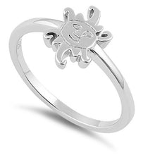 Load image into Gallery viewer, Sterling Silver Jester Ring