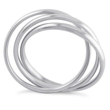Load image into Gallery viewer, Sterling Silver Linking Rings