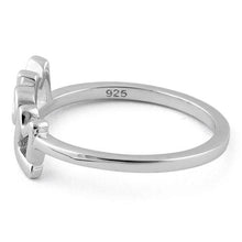 Load image into Gallery viewer, Sterling Silver Mom Ring