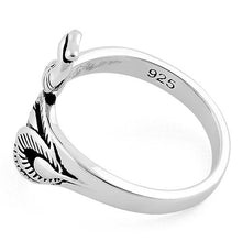 Load image into Gallery viewer, Sterling Silver Peacock Ring