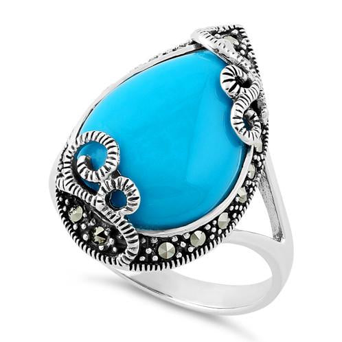 products/sterling-silver-pear-shape-blue-turquoise-marcasite-ring-66.jpg