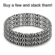 Load image into Gallery viewer, Sterling Silver Stackable Band Ring