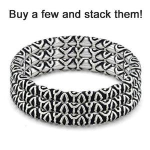 Sterling Silver Stackable Band Ring