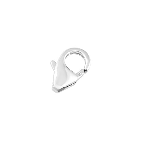 Sterling Silver Trigger Lobster 8mm - PACK OF 6