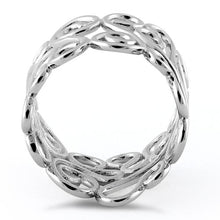 Load image into Gallery viewer, Sterling Silver Wavy Ring