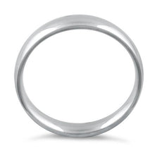 Load image into Gallery viewer, Sterling Silver Wedding Band 4mm
