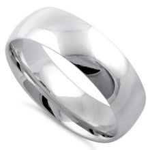 Load image into Gallery viewer, Sterling Silver Wedding Band 6mm