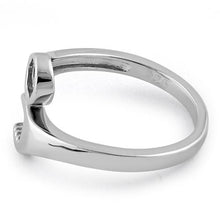 Load image into Gallery viewer, Sterling Silver Wrench Ring