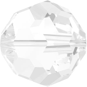 Swarovski Beads 5000 Round, 4MM, White Opal - Pack of 15