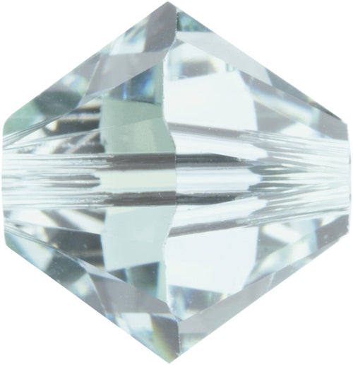 Swarovski Beads 5328 Bicone, 4MM, Light Azore - Pack of 25