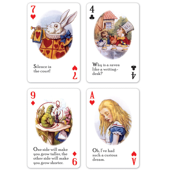 "Alice In Wonderland ""Double Deck"" Set"