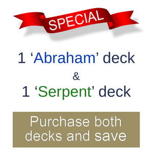 "Bible / Old Testament ""Double Deck"" Set"