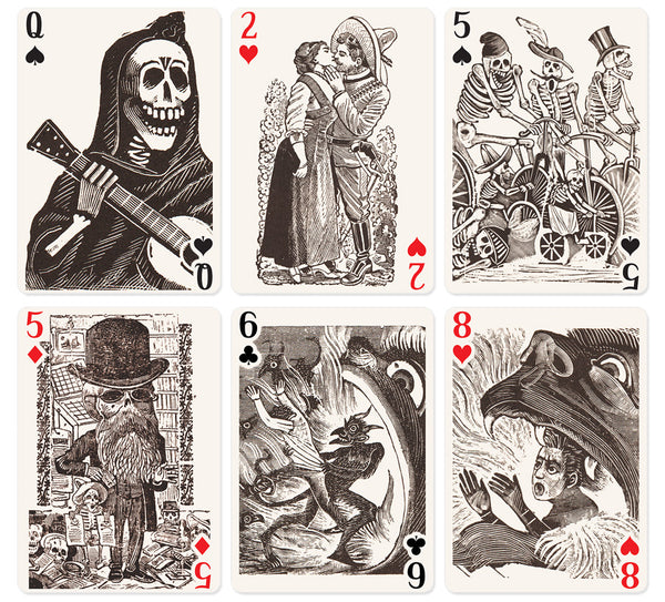 Posada Playing Cards