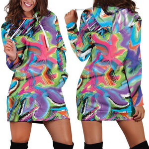 Canny Creations Dress Hoodie Mix Scrape