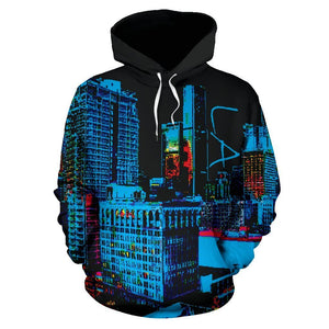 Canny Creations Hoodies City of Angels