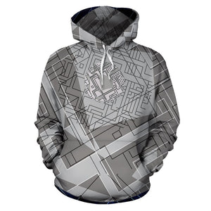 Canny Creations Hoodies Maze and Daze