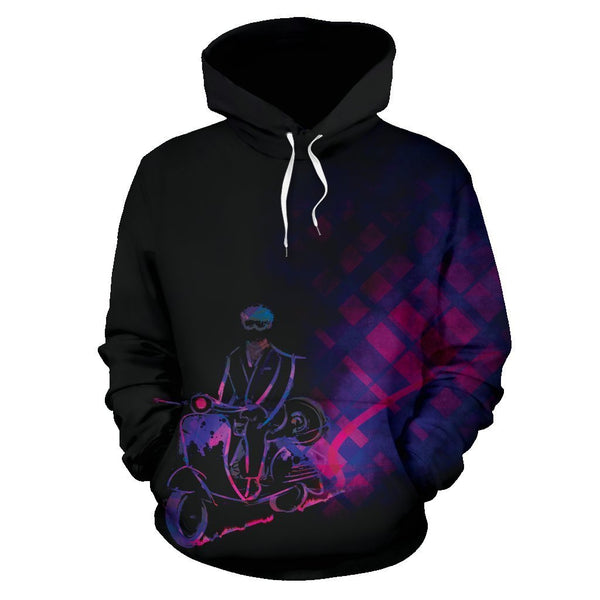 Canny Creations Hoodies Moped 2