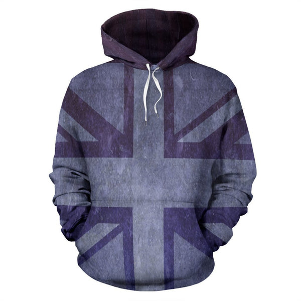 Canny Creations Hoodies Union Flag