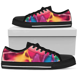 Canny Creations low tops Womens Low Top - Black - Canny Glow | Dark / US5.5 (EU36) Canny Glow