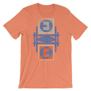 Canny Creations Shirts Heather Orange / S Ancient Canny