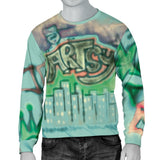 Canny Creations Sweater Artsy Airbrush