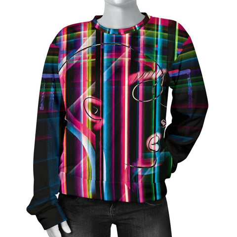 Canny Creations Sweater Neon Glow