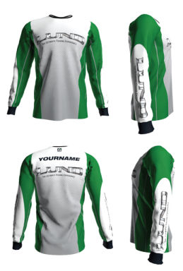 Personalized Lund Long Sleeve Jersey (Style 1)