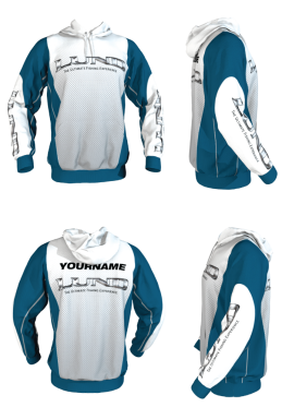 Personalized Lund Hoodie (Style 1)