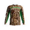 Personalized Lund Realtree Max 5 Long Sleeve Jersey (Style 5)