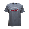 Mens Lund Old School Retro Tee