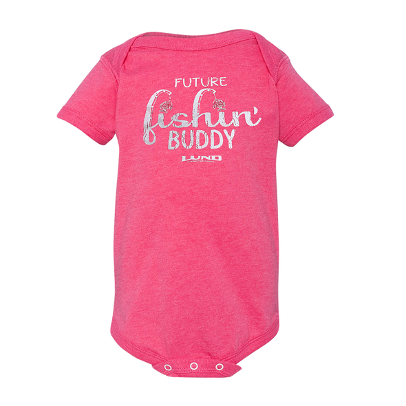 Future Fishing' Buddy Baby Onsie