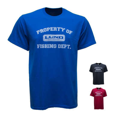 Mens Lund Property Of Tee