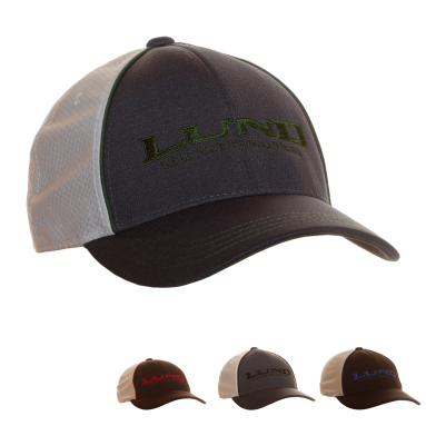 Piped Mesh Back Hat