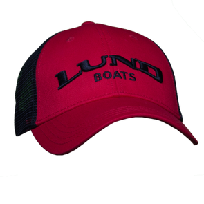 Lund Boats Snap Back Trucker Hat