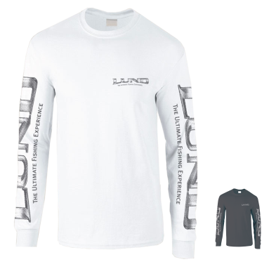 Mens Long Sleeve Blended Performance Tee