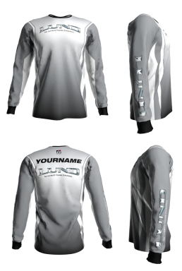 Personalized Lund Long Sleeve Jersey (Style 2)