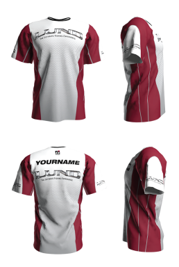 Personalized Lund Short Sleeve Jersey (Style 1)