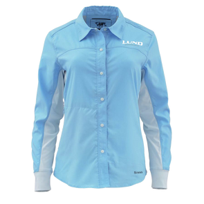 Ladies Simms BiComp Long Sleeve Fishing Shirt