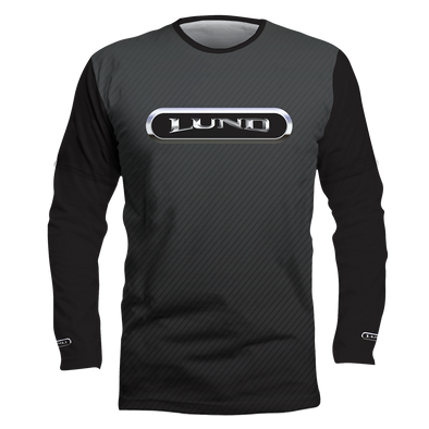 Mens Chrome Lund Long Sleeve Performance Shirt