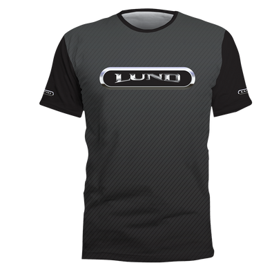 Mens Chrome Logo Short Sleeve Performance Shirt