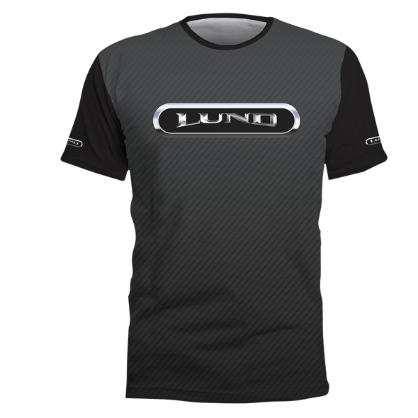 NEW! Mens Chrome Logo Short Sleeve Performance Shirt
