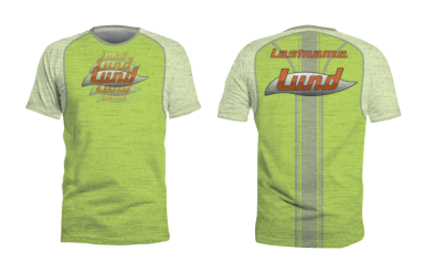 Personalized Lund Short Sleeve Jersey (Style 10)