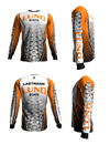 Personalized Lund Long Sleeve Jersey (Style 7)