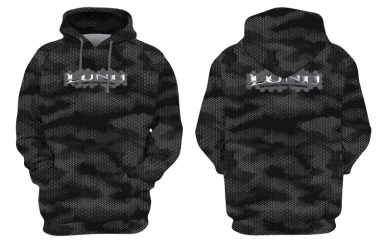 Personalized Lund Hoodie (Style 9)