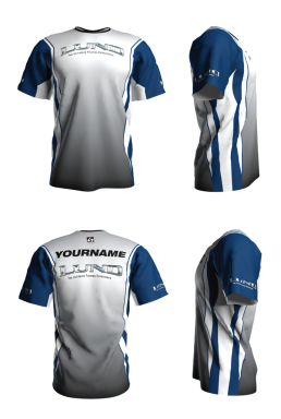 Personalized Lund Short Sleeve Jersey (Style 2)