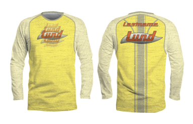 Personalized Lund Long Sleeve Jersey (Style 10)