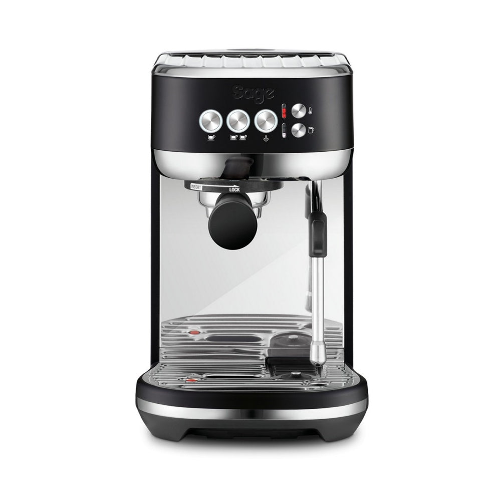 Sage Bambino Plus Coffee Machine | Black Truffle