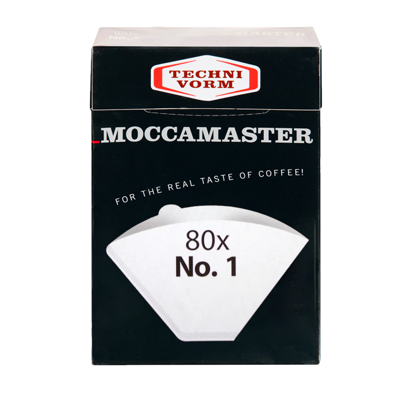Moccamaster Filter Papers No.1