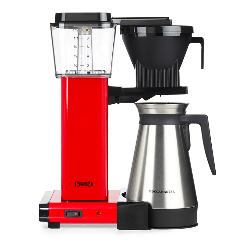 Moccamaster KBGT - Thermos Red