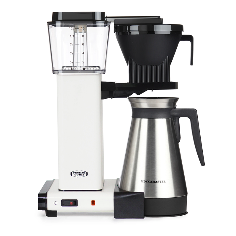 Moccamaster KBGT Thermos Off-White